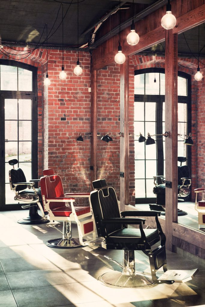AYALA Barbers furniture UK